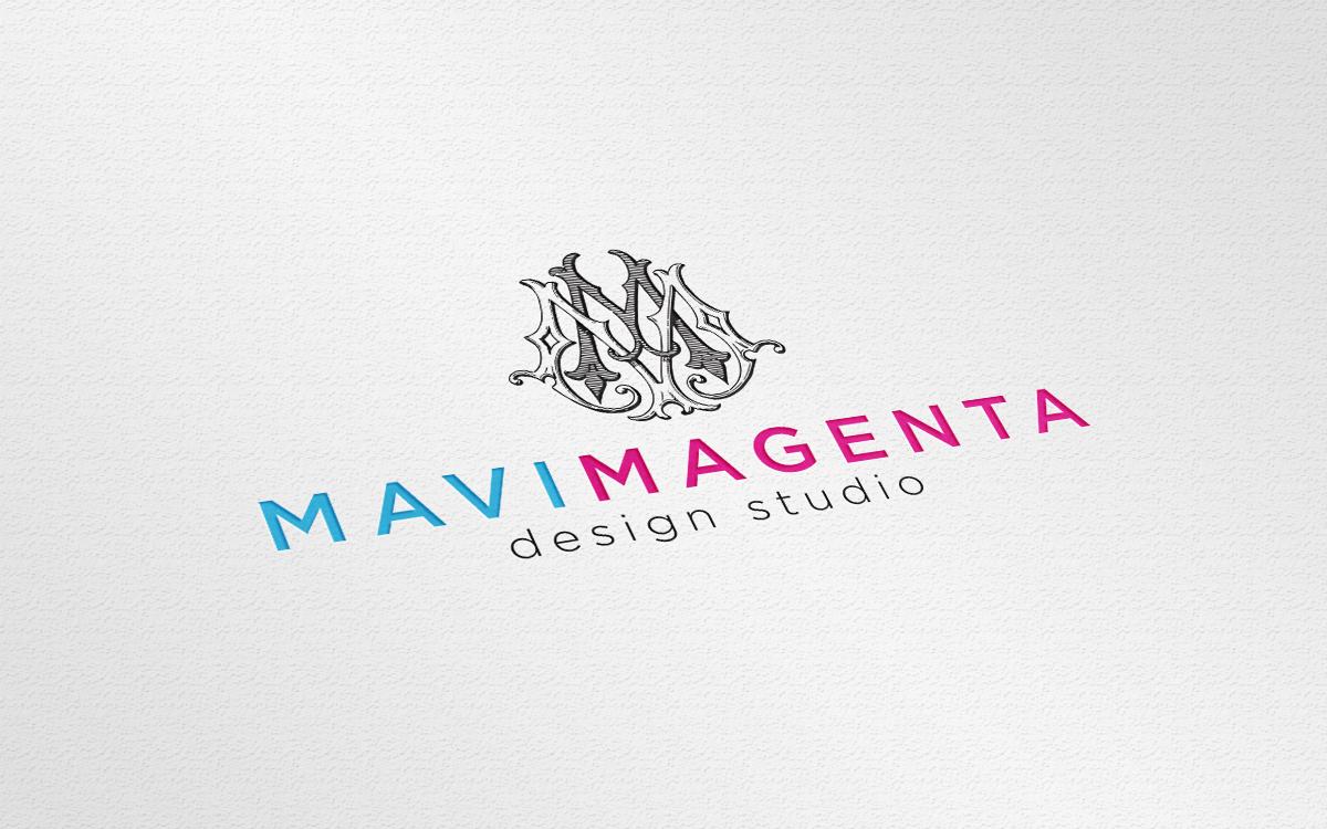 Mavimagenta Logo