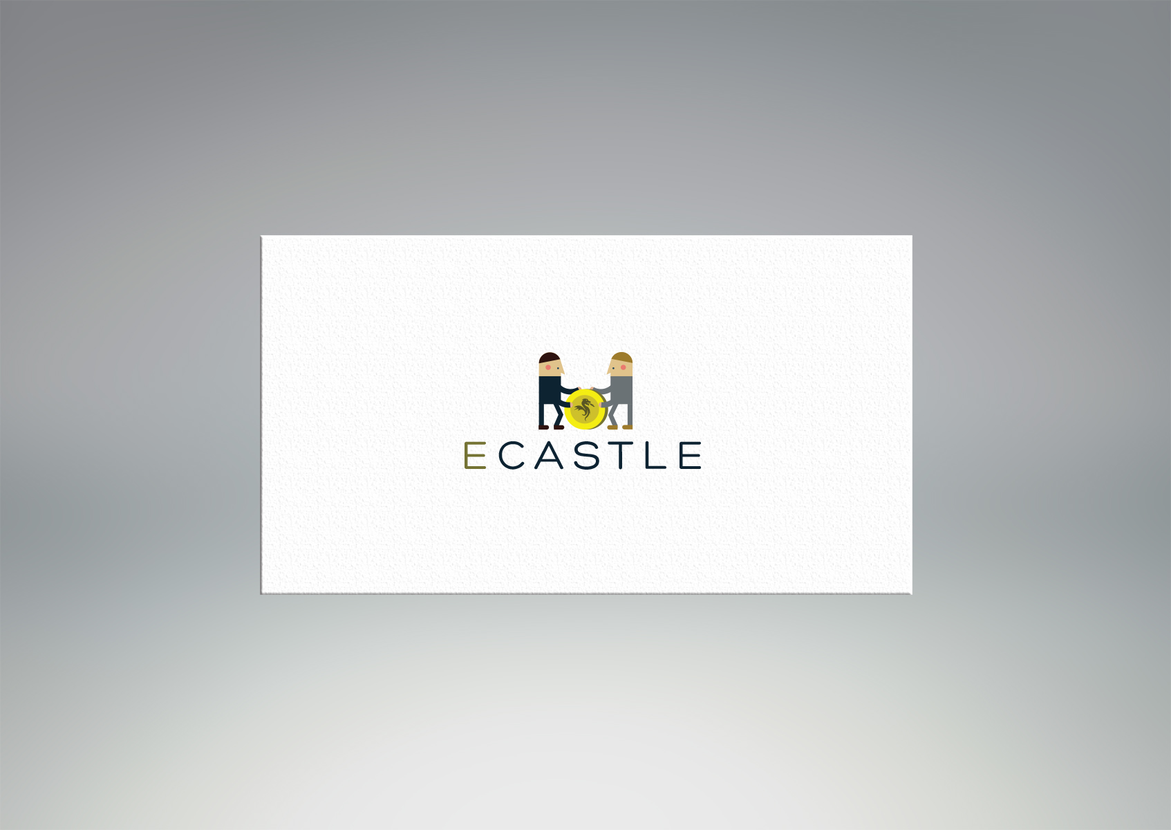 Logo for Ecastle