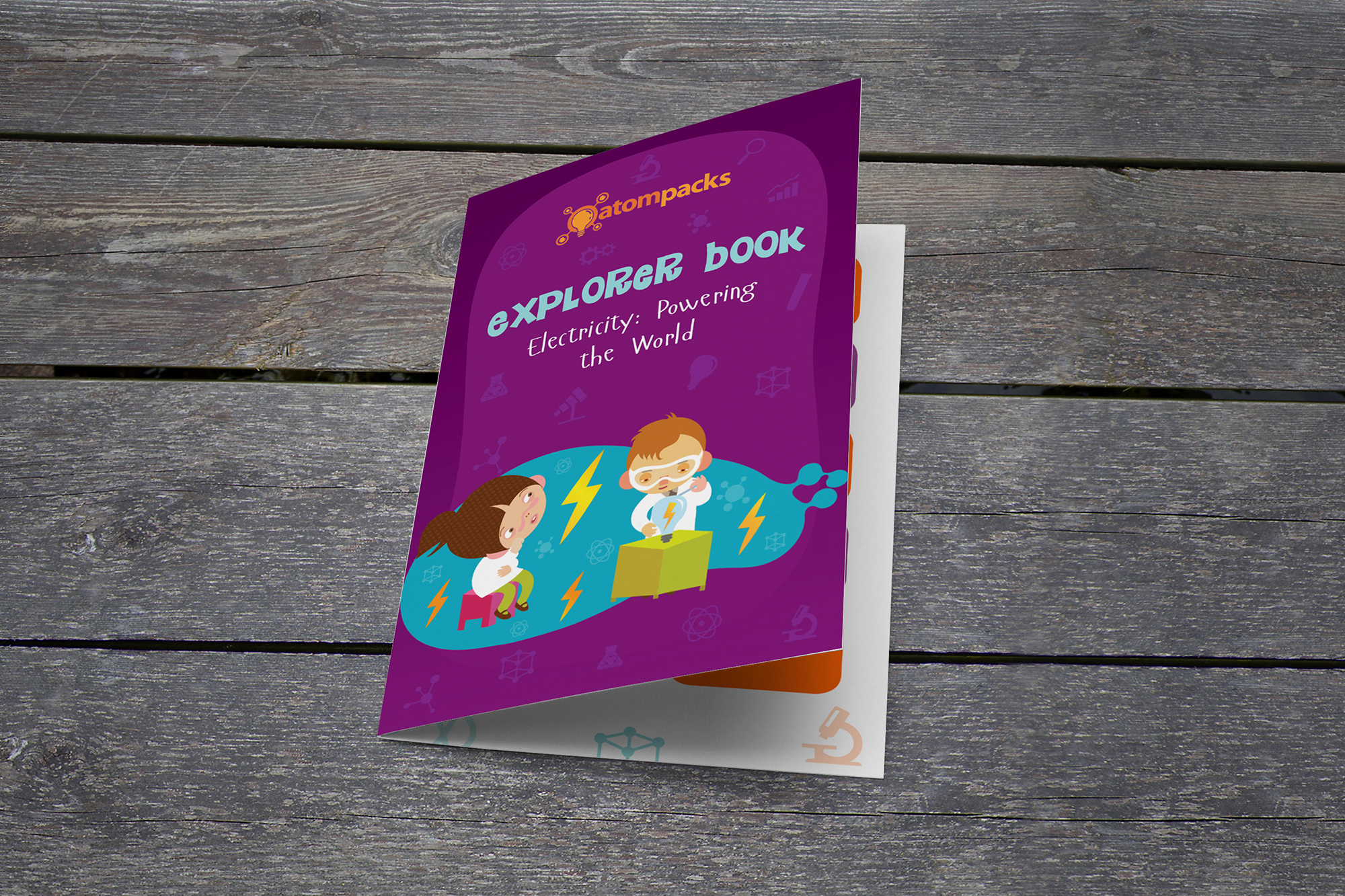 Booklets Design for Kids