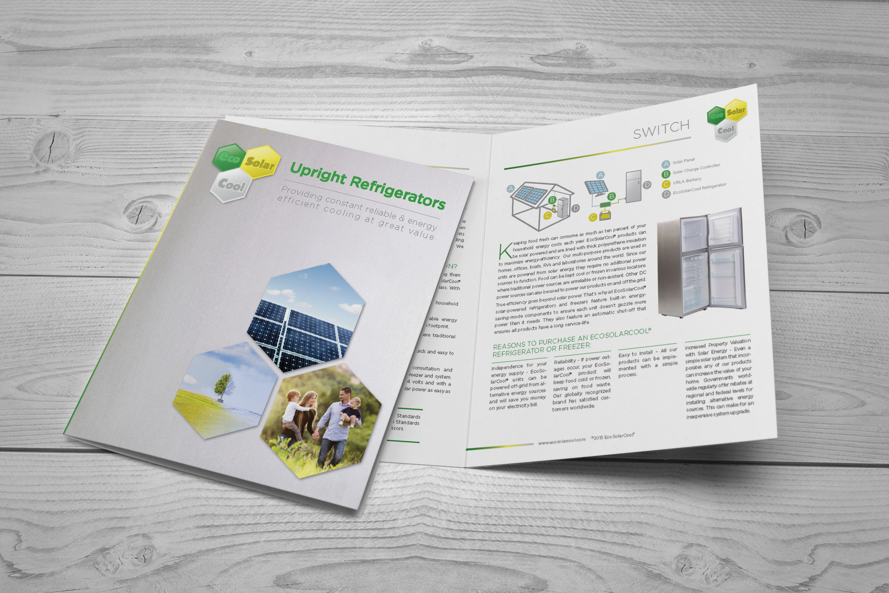 Booklet for EcoSolarCool