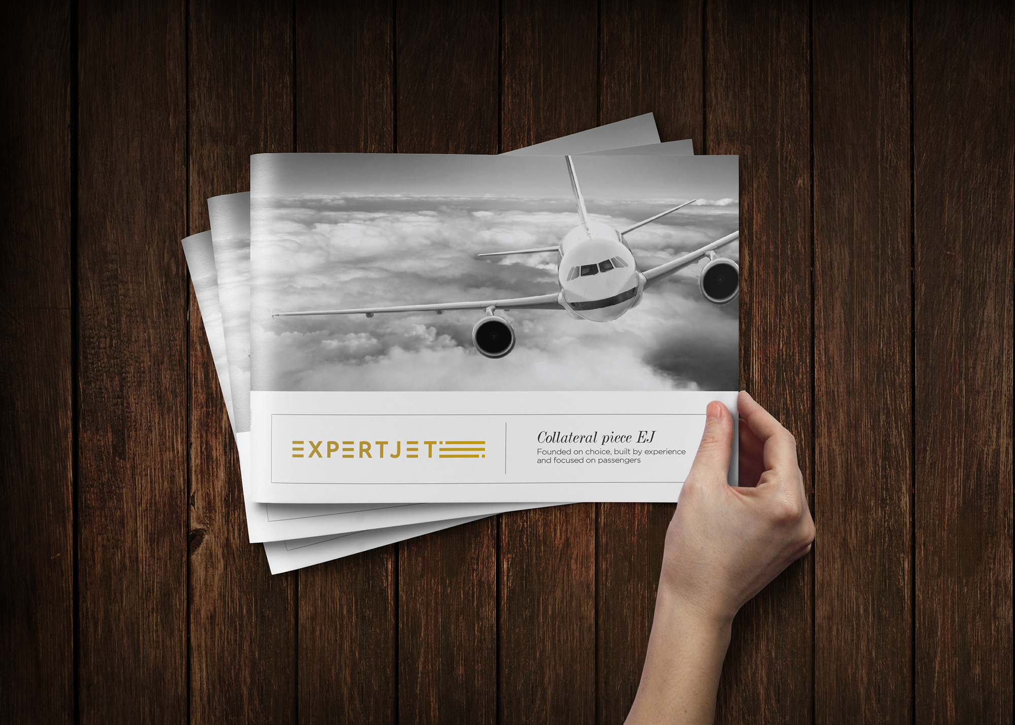 Brochure for Expert Air