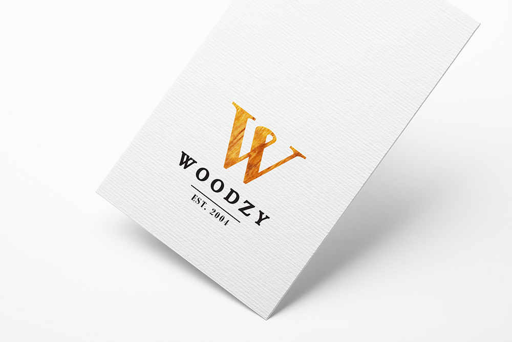 Logo for Woodzy